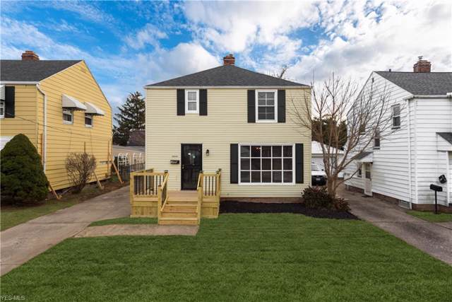 16006 Eldamere Avenue, Cleveland, OH 44128 (MLS #4162317) :: RE/MAX Trends Realty
