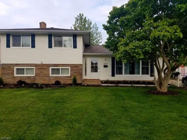 1287 Bonnie Lane, Mayfield Heights, OH 44124 (MLS #4162344) :: The Crockett Team, Howard Hanna