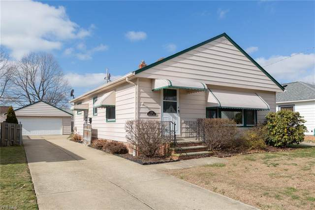 744 Glenhurst Road, Willowick, OH 44095 (MLS #4162362) :: RE/MAX Above Expectations