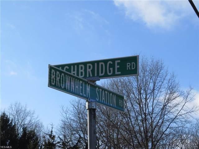 High Bridge Road, Vermilion, OH 44089 (MLS #4162377) :: The Crockett Team, Howard Hanna