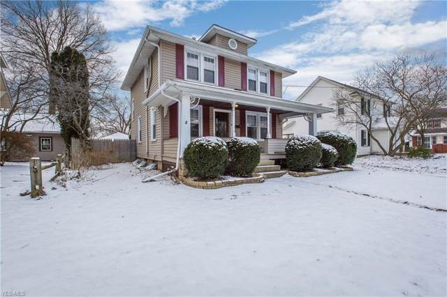 1011 Oakwood Avenue NE, Massillon, OH 44646 (MLS #4162431) :: RE/MAX Trends Realty