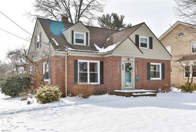 1608 Chestnut Boulevard, Cuyahoga Falls, OH 44223 (MLS #4162537) :: RE/MAX Trends Realty