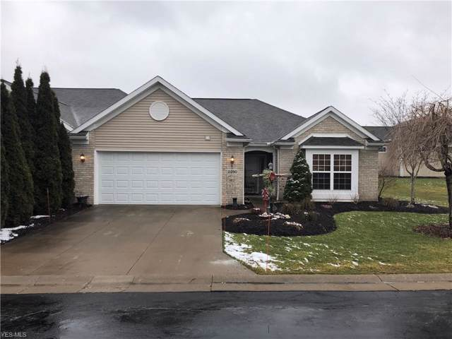 2290 Glenross Drive, Uniontown, OH 44685 (MLS #4162859) :: RE/MAX Trends Realty