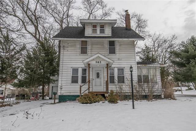 585 Melrose Street, Akron, OH 44305 (MLS #4162994) :: RE/MAX Trends Realty