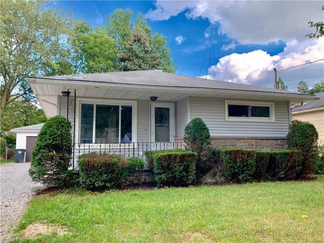 99 Hillman Road, Akron, OH 44312 (MLS #4162996) :: RE/MAX Trends Realty