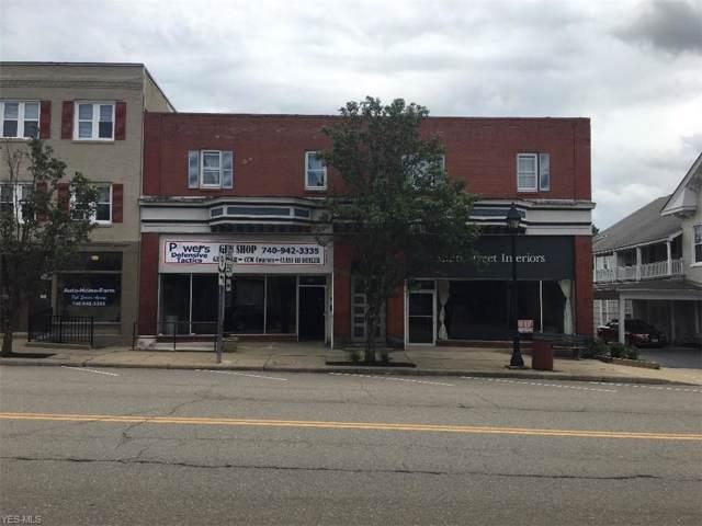 154 S Main Street, Cadiz, OH 43907 (MLS #4163029) :: The Crockett Team, Howard Hanna