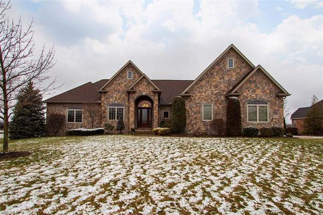 4160 Fox Meadow Drive, Medina, OH 44256 (MLS #4163037) :: RE/MAX Trends Realty