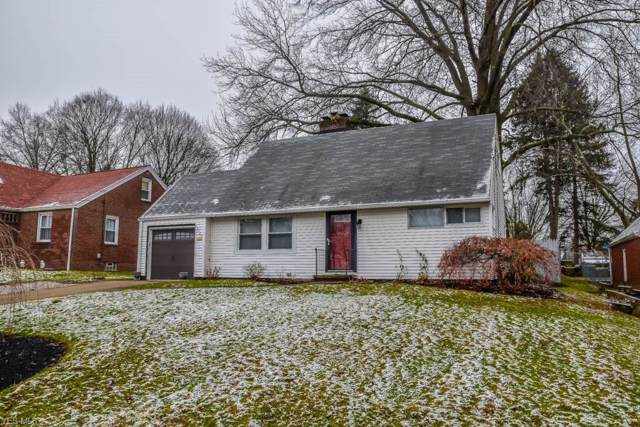3723 Frazer Avenue NW, Canton, OH 44709 (MLS #4163109) :: RE/MAX Trends Realty