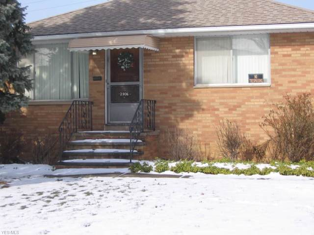2906 Brookview Boulevard, Parma, OH 44134 (MLS #4163163) :: The Holden Agency