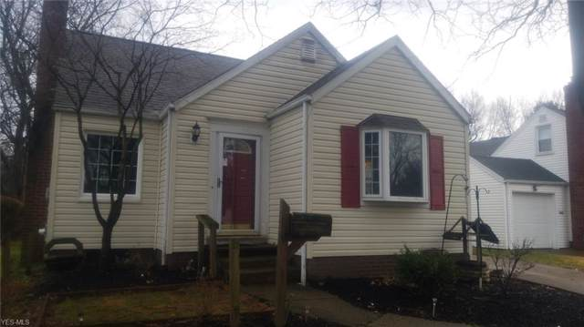 3750 Shanabruck Avenue NW, Canton, OH 44709 (MLS #4163171) :: RE/MAX Trends Realty