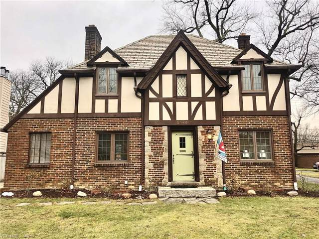 3360 Stockholm Road, Shaker Heights, OH 44120 (MLS #4163224) :: Keller Williams Chervenic Realty