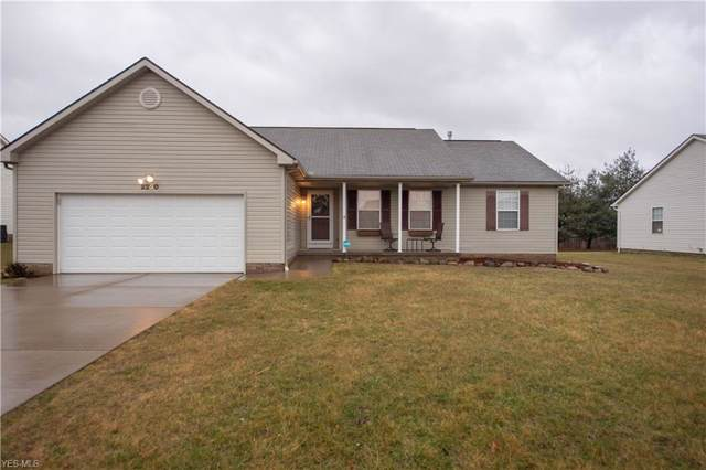 2250 Summer Evening Drive, Canal Fulton, OH 44614 (MLS #4163319) :: RE/MAX Trends Realty