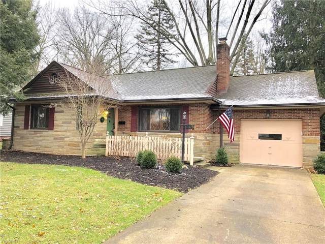 3420 Enfield Avenue NW, Canton, OH 44708 (MLS #4163358) :: RE/MAX Trends Realty