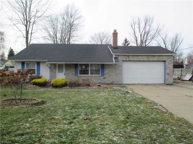 1172 Cloverleigh Drive, Madison, OH 44057 (MLS #4163391) :: The Crockett Team, Howard Hanna