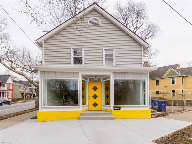 4302 John Avenue, Cleveland, OH 44113 (MLS #4163468) :: RE/MAX Trends Realty