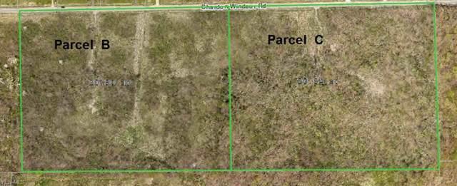 Parcel C Chardon Windsor, Huntsburg, OH 44046 (MLS #4163482) :: The Crockett Team, Howard Hanna
