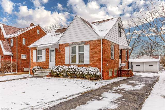 1327 Commonwealth Avenue, Mayfield Heights, OH 44124 (MLS #4163484) :: Tammy Grogan and Associates at Cutler Real Estate