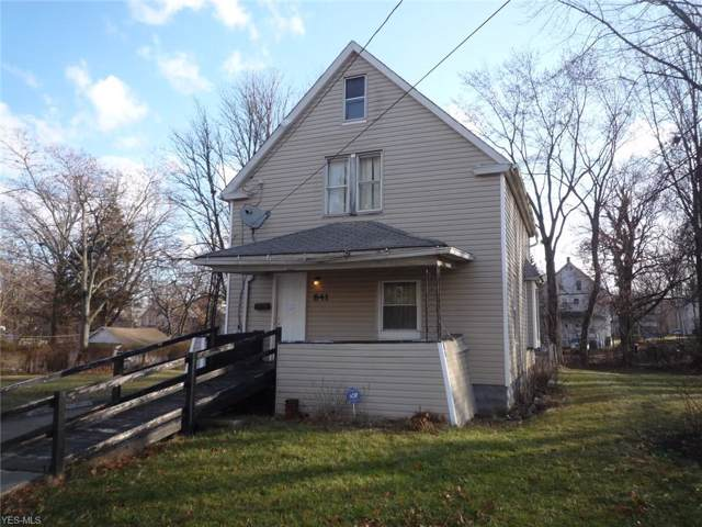 841 Oberlin Street, Akron, OH 44311 (MLS #4163501) :: RE/MAX Trends Realty