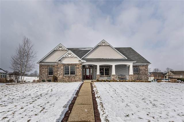 1050 Pickforde Drive NE, North Canton, OH 44720 (MLS #4163566) :: RE/MAX Trends Realty