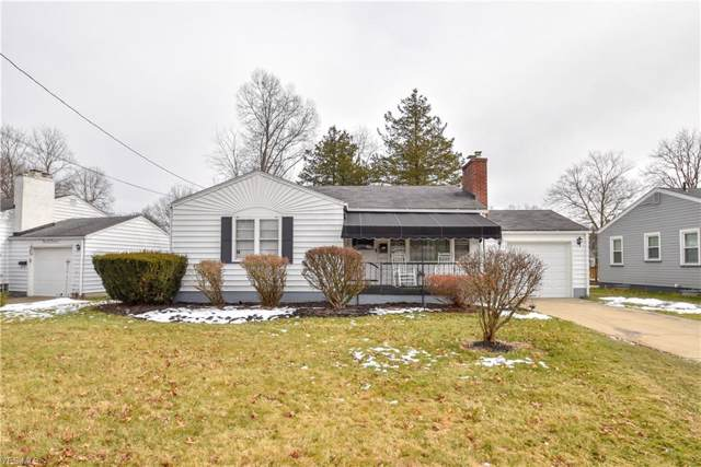 3225 Meredyth Lane, Youngstown, OH 44511 (MLS #4163588) :: The Crockett Team, Howard Hanna