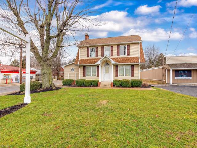 3784 Cleveland Avenue NW, Canton, OH 44709 (MLS #4163762) :: RE/MAX Trends Realty