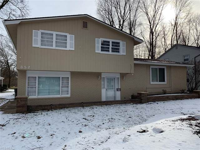 857 Oakridge Drive, Youngstown, OH 44512 (MLS #4164922) :: Tammy Grogan and Associates at Cutler Real Estate