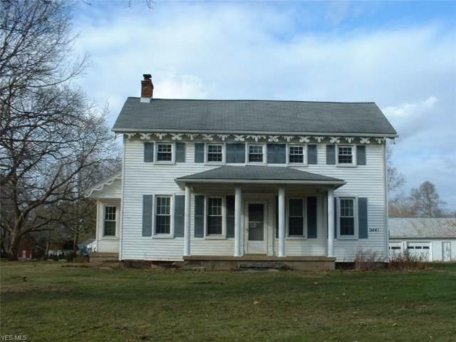9441 King Graves Road NE, Warren, OH 44484 (MLS #4165051) :: The Crockett Team, Howard Hanna