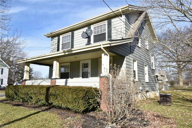 7109 Youngstown Pittsburgh Road, Poland, OH 44514 (MLS #4165294) :: The Crockett Team, Howard Hanna
