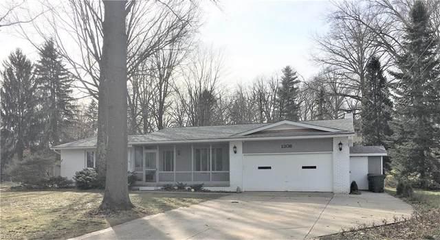 1308 Greenwood Avenue, Kent, OH 44240 (MLS #4165662) :: The Crockett Team, Howard Hanna