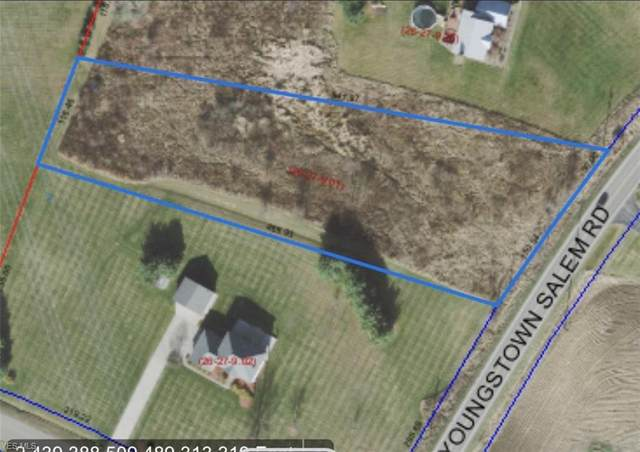 8700 Youngstown Salem Road, Canfield, OH 44406 (MLS #4165936) :: RE/MAX Trends Realty