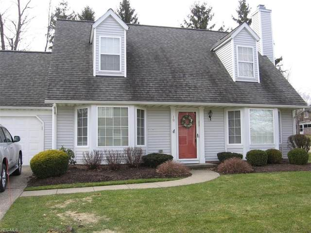 10 Pebblebrook Drive U-1, Willoughby Hills, OH 44094 (MLS #4165988) :: RE/MAX Trends Realty