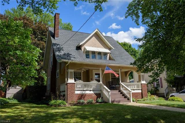 99 N Rose Boulevard, Akron, OH 44302 (MLS #4166221) :: RE/MAX Above Expectations