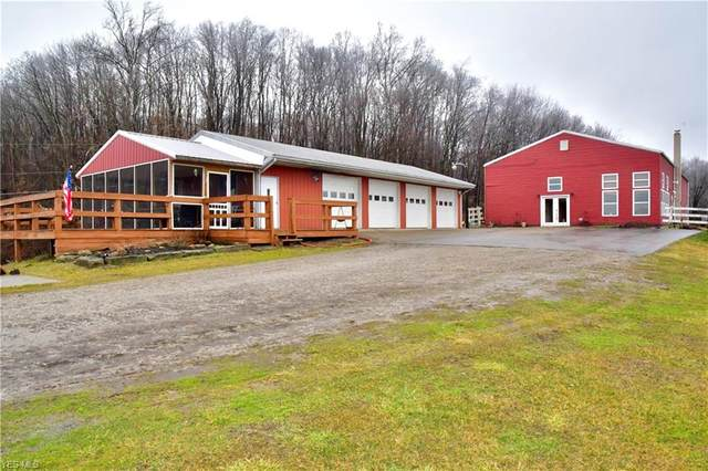 21221 Township Road 282, Coshocton, OH 43812 (MLS #4166222) :: RE/MAX Edge Realty