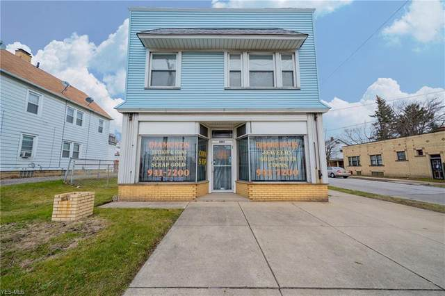 3527 W 117th Street, Cleveland, OH 44111 (MLS #4166257) :: Krch Realty