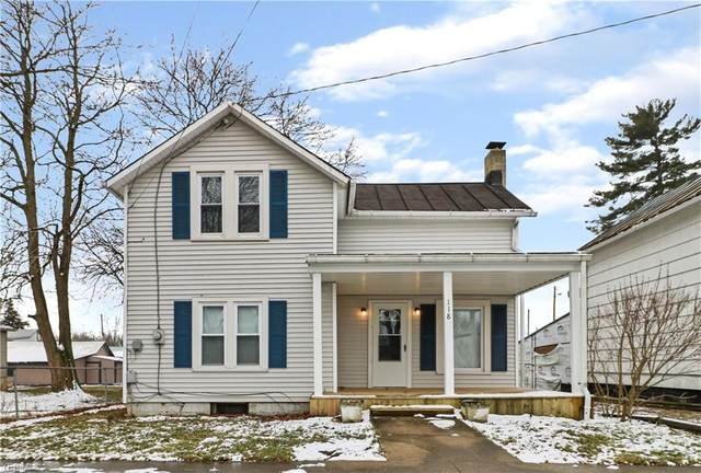 118 Stebbins Street, Creston, OH 44217 (MLS #4166568) :: The Crockett Team, Howard Hanna