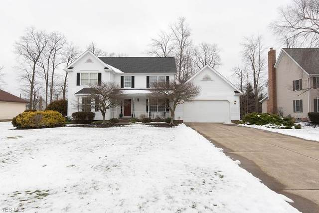 405 Medway Road, Highland Heights, OH 44143 (MLS #4166642) :: The Crockett Team, Howard Hanna