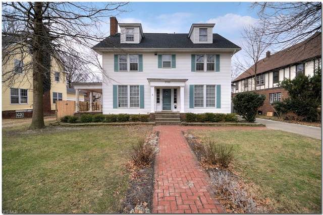 2166 Middlefield Road, Cleveland Heights, OH 44106 (MLS #4166706) :: RE/MAX Valley Real Estate