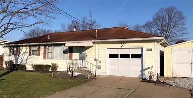 859 S Grant Boulevard, Minerva, OH 44657 (MLS #4166777) :: The Crockett Team, Howard Hanna