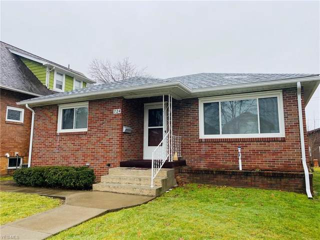 724 Dawson Street, Uhrichsville, OH 44683 (MLS #4166919) :: The Crockett Team, Howard Hanna