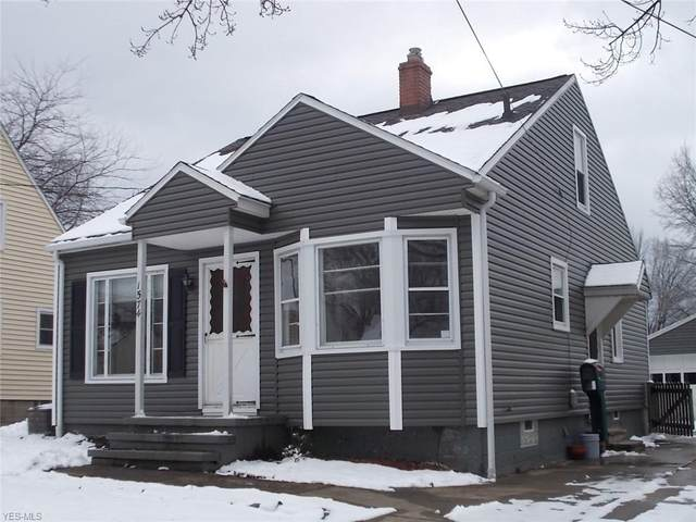 1574 Berendo Avenue, Akron, OH 44313 (MLS #4166920) :: The Crockett Team, Howard Hanna