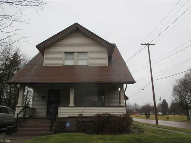 702 Delaware Avenue, Youngstown, OH 44510 (MLS #4167064) :: The Crockett Team, Howard Hanna