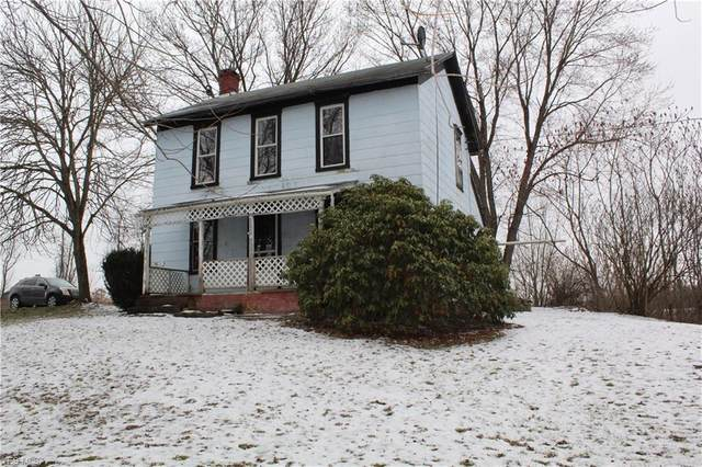 18569 Oak Grove Road, Salineville, OH 43945 (MLS #4167236) :: The Crockett Team, Howard Hanna