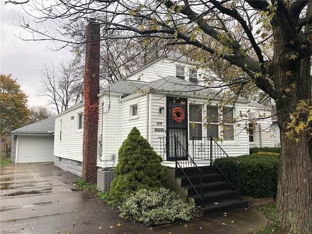 218 Wrexham Avenue SW, Massillon, OH 44646 (MLS #4167523) :: The Crockett Team, Howard Hanna