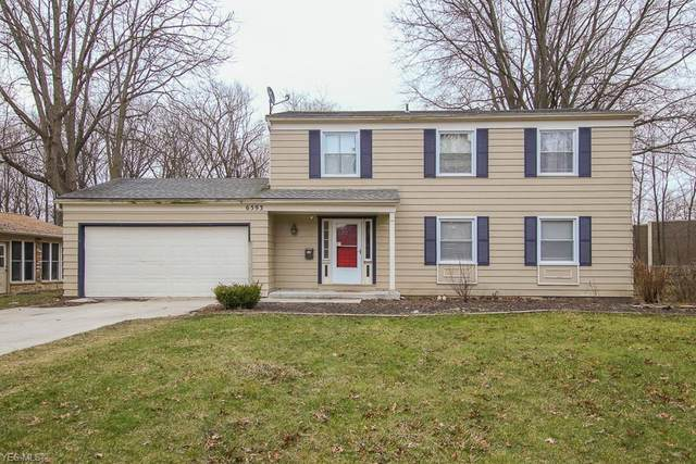 6593 Sutton Drive, North Olmsted, OH 44070 (MLS #4167540) :: RE/MAX Trends Realty