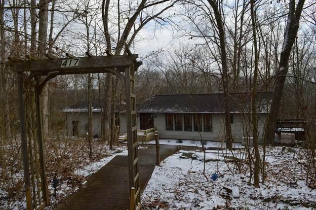 417 Timberline Drive, Vincent, OH 45784 (MLS #4167765) :: The Crockett Team, Howard Hanna