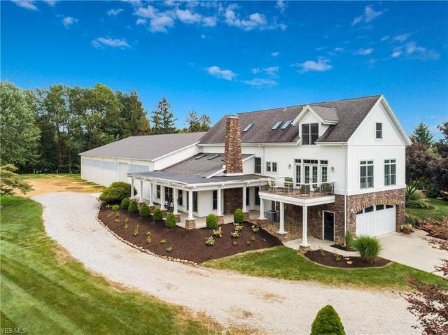 21 Manning Road, Mogadore, OH 44260 (MLS #4167933) :: The Holly Ritchie Team