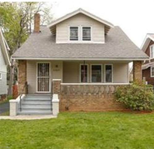 3301 Cedarbrook Road, Cleveland Heights, OH 44118 (MLS #4168026) :: RE/MAX Valley Real Estate