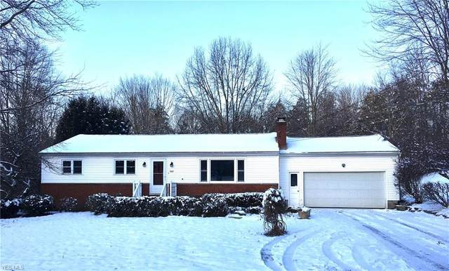 540 Sawmill Run Drive, Canfield, OH 44406 (MLS #4168030) :: The Holly Ritchie Team