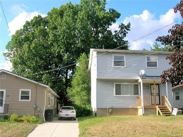 881 Russell Avenue, Akron, OH 44307 (MLS #4168044) :: Tammy Grogan and Associates at Cutler Real Estate