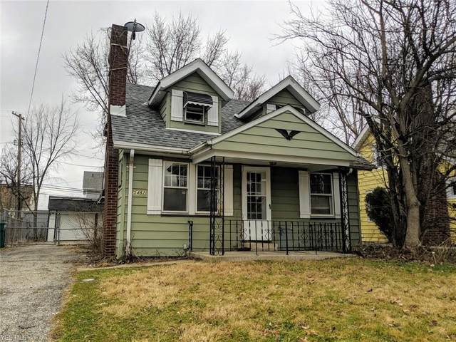 5482 Grasmere Avenue, Maple Heights, OH 44137 (MLS #4168056) :: RE/MAX Trends Realty